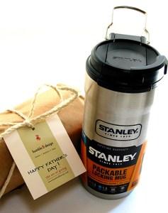 Stanley Mug Gift - bumble B design, Seattle WA