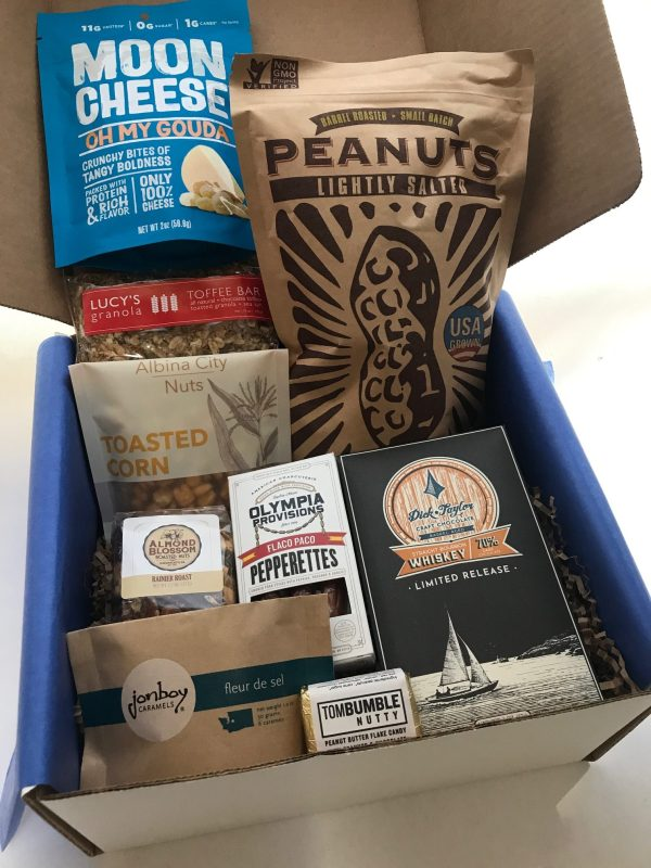 Father's Day Snack Box
