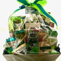 Seahawks 12th Man Gift Basket, Seattle WA