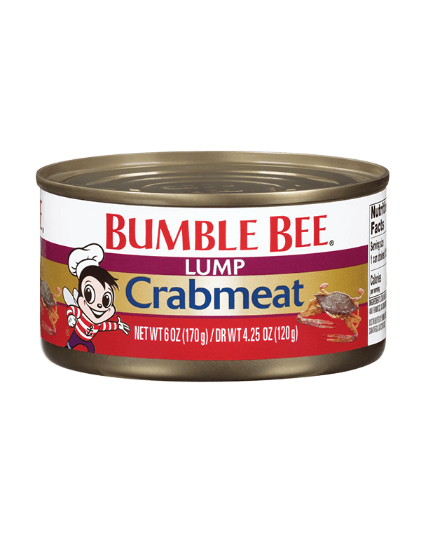 BUMBLE BEE® White Crabmeat