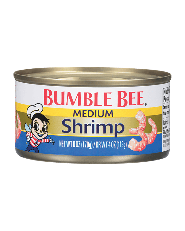 Bumble Bee® Medium Shrimp