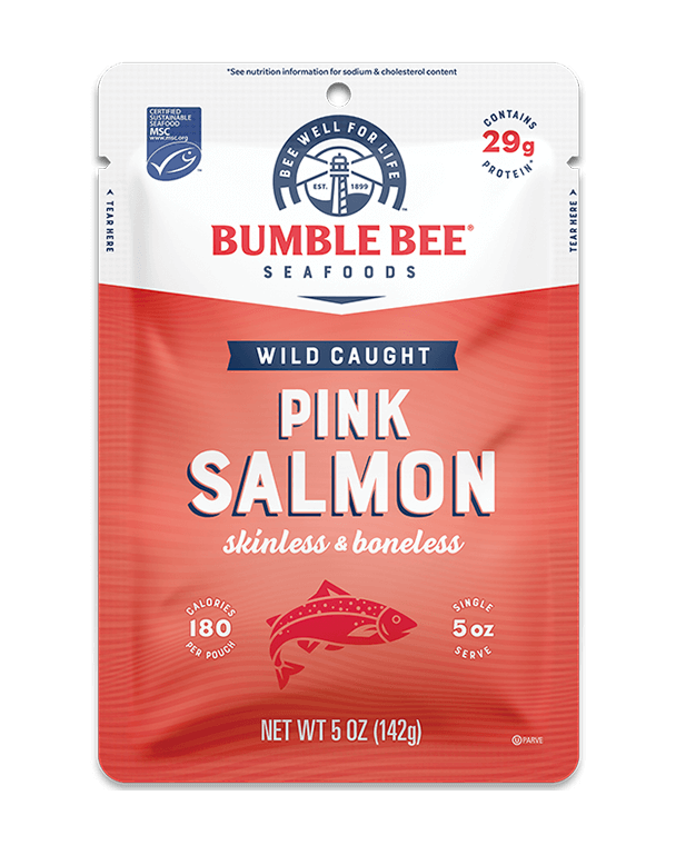 Bumble Bee® Snack on the Run! Salmon Salad Kit with Crackers