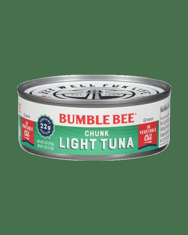Bumble Bee® Chunk Light Tuna In Oil