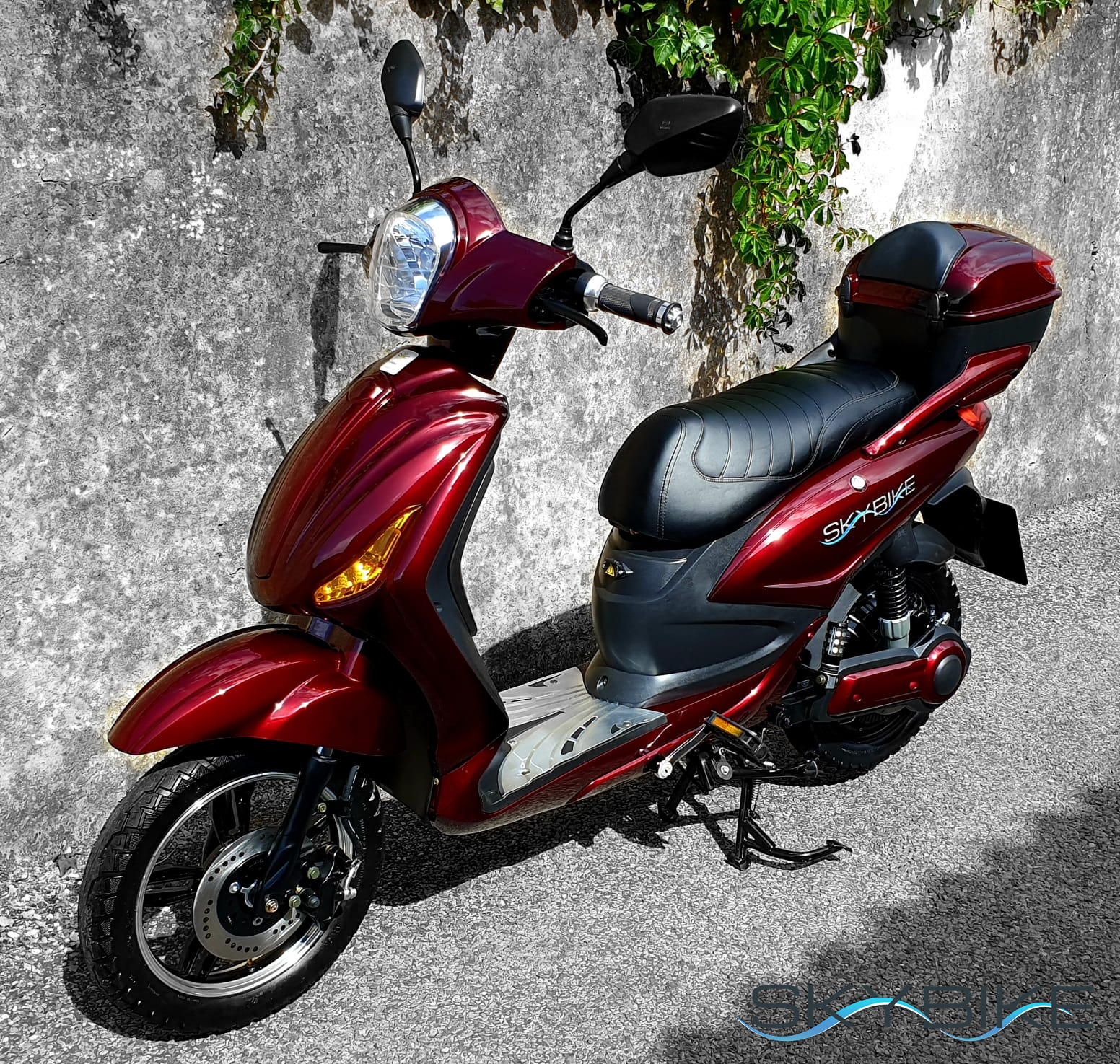 Sky-Bike-Red-Front