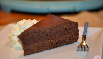 Schokotorte Sacher Art