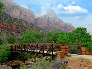 bike trails in zion