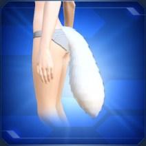 ホワイトフォックステイルWhite Fox Tail