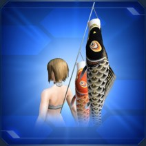 鯉のぼりCarp Streamer