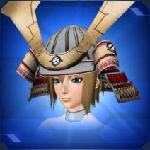 武者兜Warrior Helm