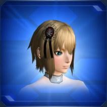 ゴシックヘアアクセAGothic Hair Acc. A