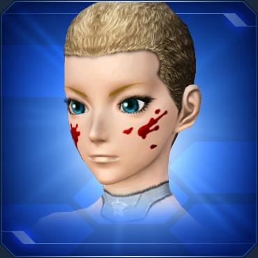 血のりメイクCBlood Makeup C