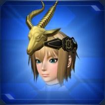 カプリコーンヘッドギアCapricorn Headgear