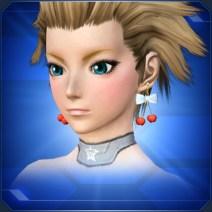 チェリーイヤリング Cherry Earrings