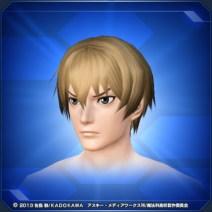 達也ショートヘア Tatsuya Short Hair