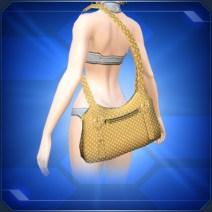 ベージュショルダーバッグBeige Shoulder Bag