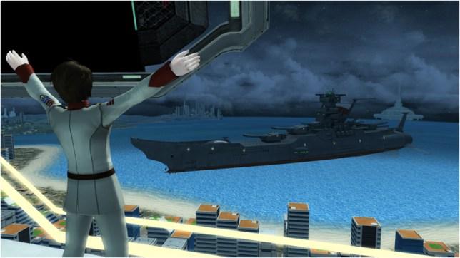 ARKS Yamato Lobby