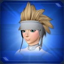 パンキッシュヘッドギア Punkish Headgear