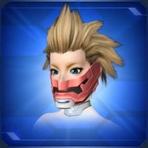 キジンマスク Kijin Mask
