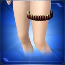 レッグバレットベルト Leg Bullet Belt