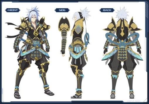 Dawnlight Armor