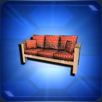 ウッディソファA Woody Sofa A