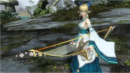 Dragon Wing Bow Kotonokagura