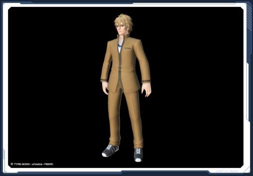Men's Homurahara Academy Uniform