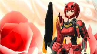 Red Oni-Hime Shiki Orders