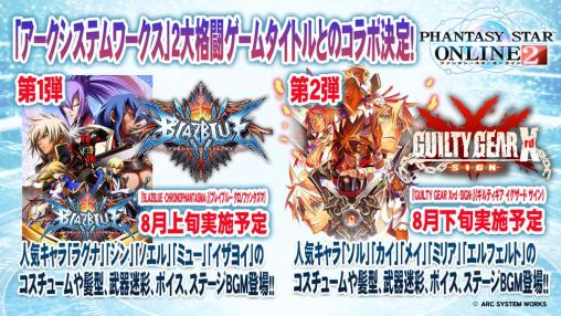 Blazblue and Guilty Gear Xrd