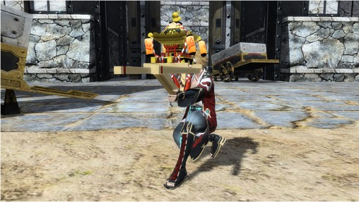 Assault Mikoshi