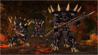Kuron Kuronia Enemy 3