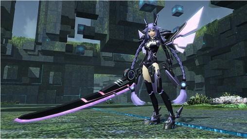 Guardian Goddess's Long Sword