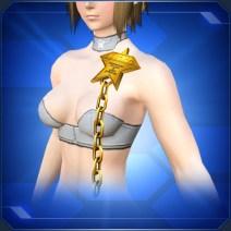 チェーンバッヂ 金Gold Chain Badge