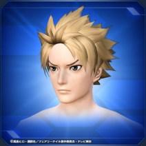 ナツスパイクヘアNatsu Spike Hair