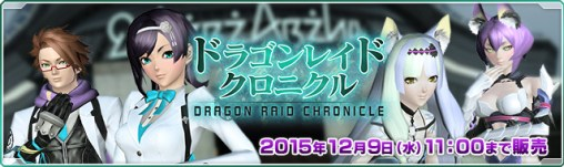 Dragon Raid Chronicle