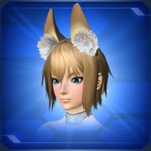 テンプルスタイルイヤー Temple Style Ears