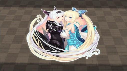 Kirika and Excela Mat