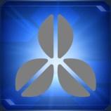 フラグメントステッカーC Fragment Sticker C