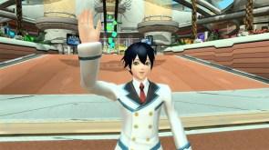 Itsuki Seiga Academy Uniform