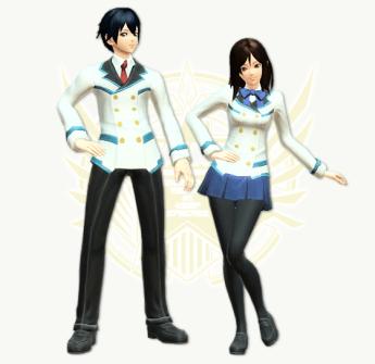 Itsuki and Rina Renders