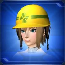 安全ヘルメット 黄 Yellow Safety Helmet