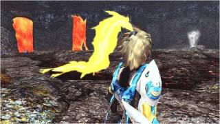 フォトンポニーテール 黄 Yellow Photon Ponytail