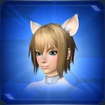 ぴょこぴょこネコ耳 Twitching Cat Ears