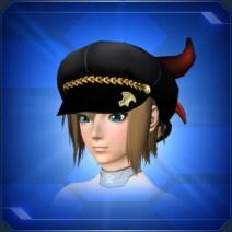 デビルハット 黒Black Devil Hat