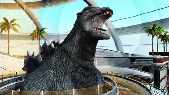 Godzilla PSO2