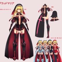 Blood MaryArtist: フロストFemale Costume