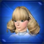ナウラ次女髪型 Second Naura Sister Hairstyle