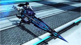 *魔剣・グラム Cursed Sword Gramr