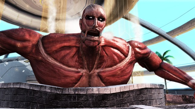Attack on Titan Lobby 2017 A