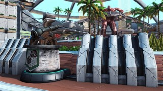 Attack on Titan Lobby 2017 C